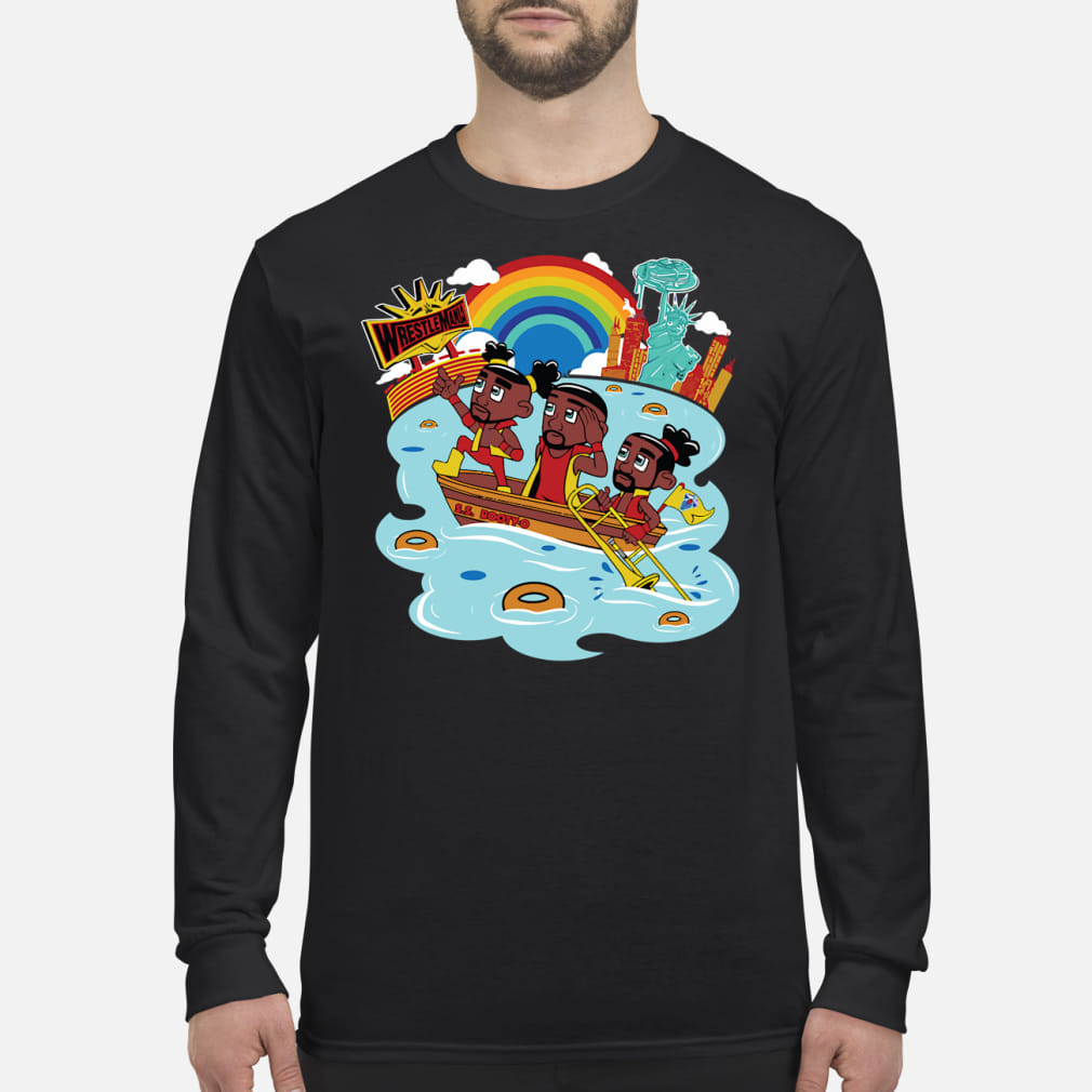 New day shirt Long sleeved