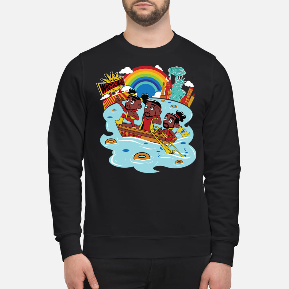 New day shirt sweater
