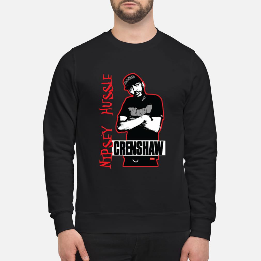 Nipsey hussle crenshaw shirt sweater