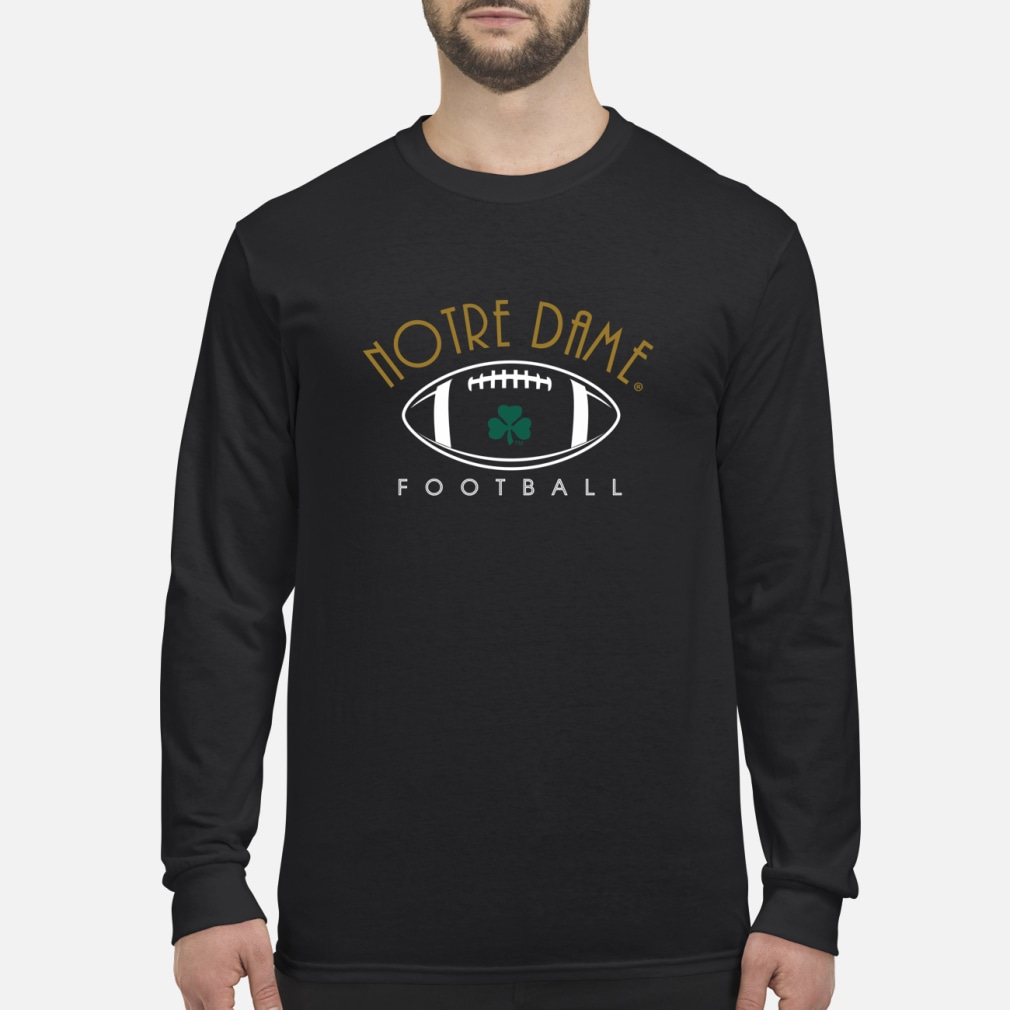 Notre dame the shirt Long sleeved