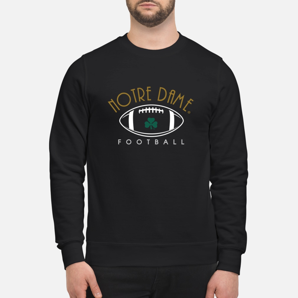 Notre dame the shirt sweater