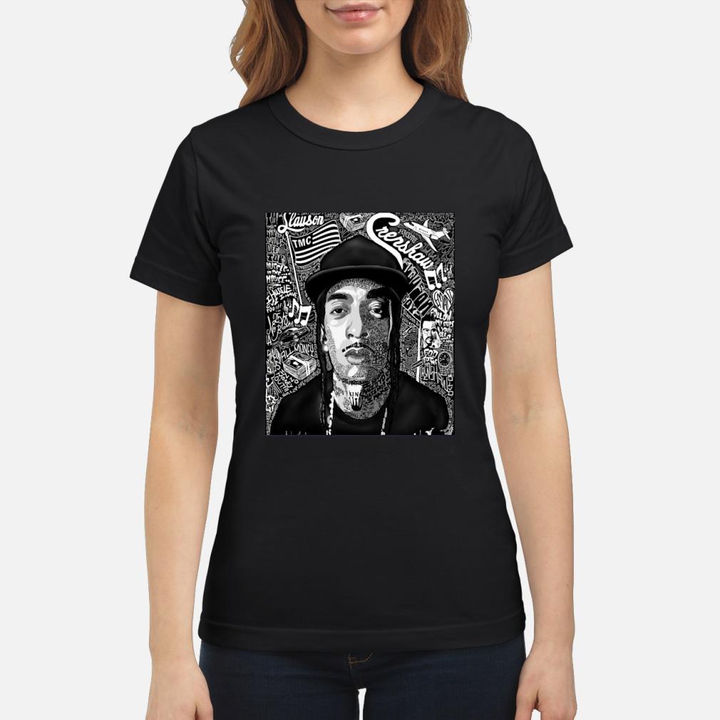 PTX5419 37-Shirt ladies tee