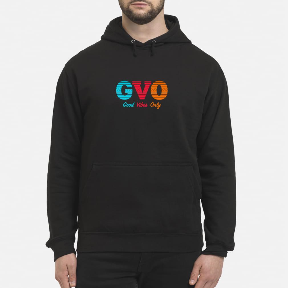 Patrick Mills GVO Good Vibes Only Shirt hoodie