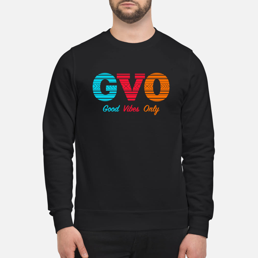 Patrick Mills GVO Good Vibes Only Shirt sweater