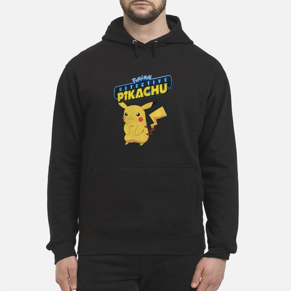 Pokemon Detective Pikachu shirt hoodie