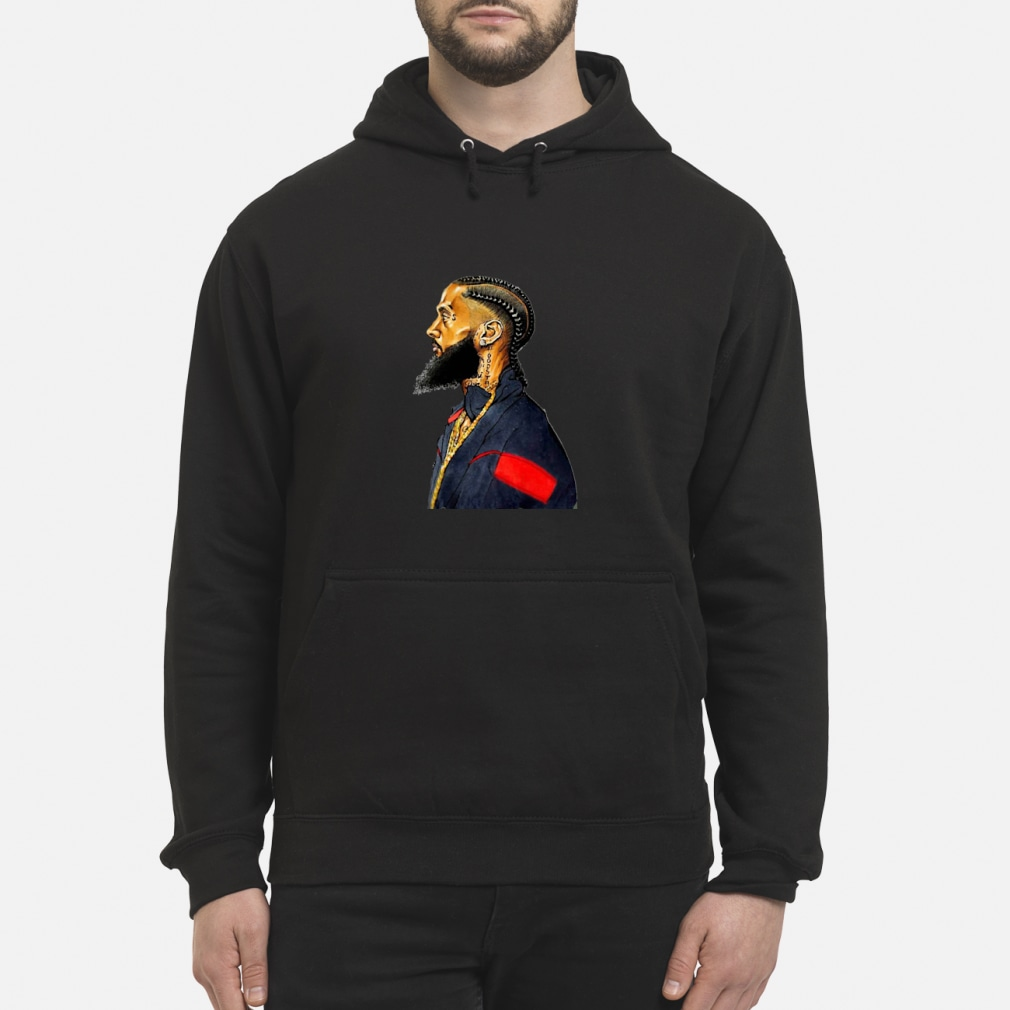 Rapper Nipsey rest in peace shirt hoodie