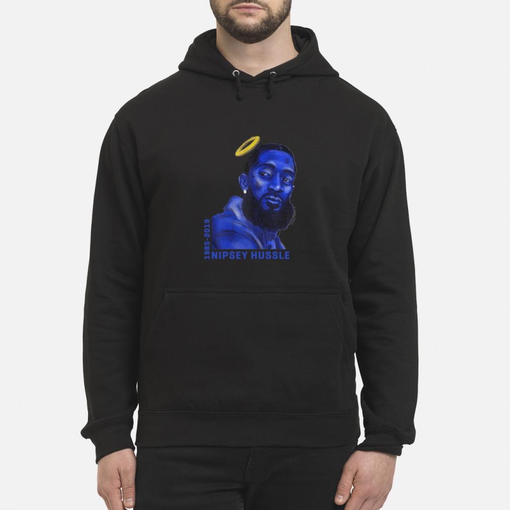 Rip Nipsey Hussle Shirt hoodie