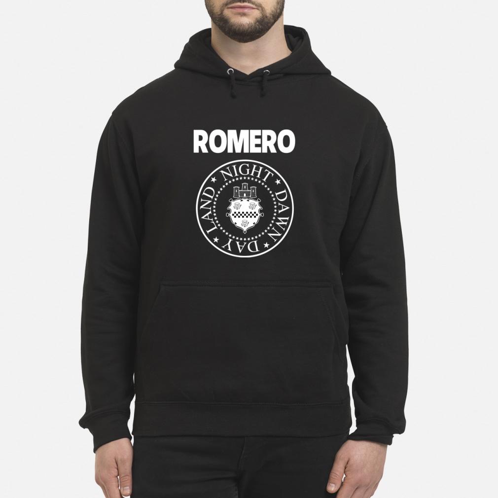 Romero shirt hoodie