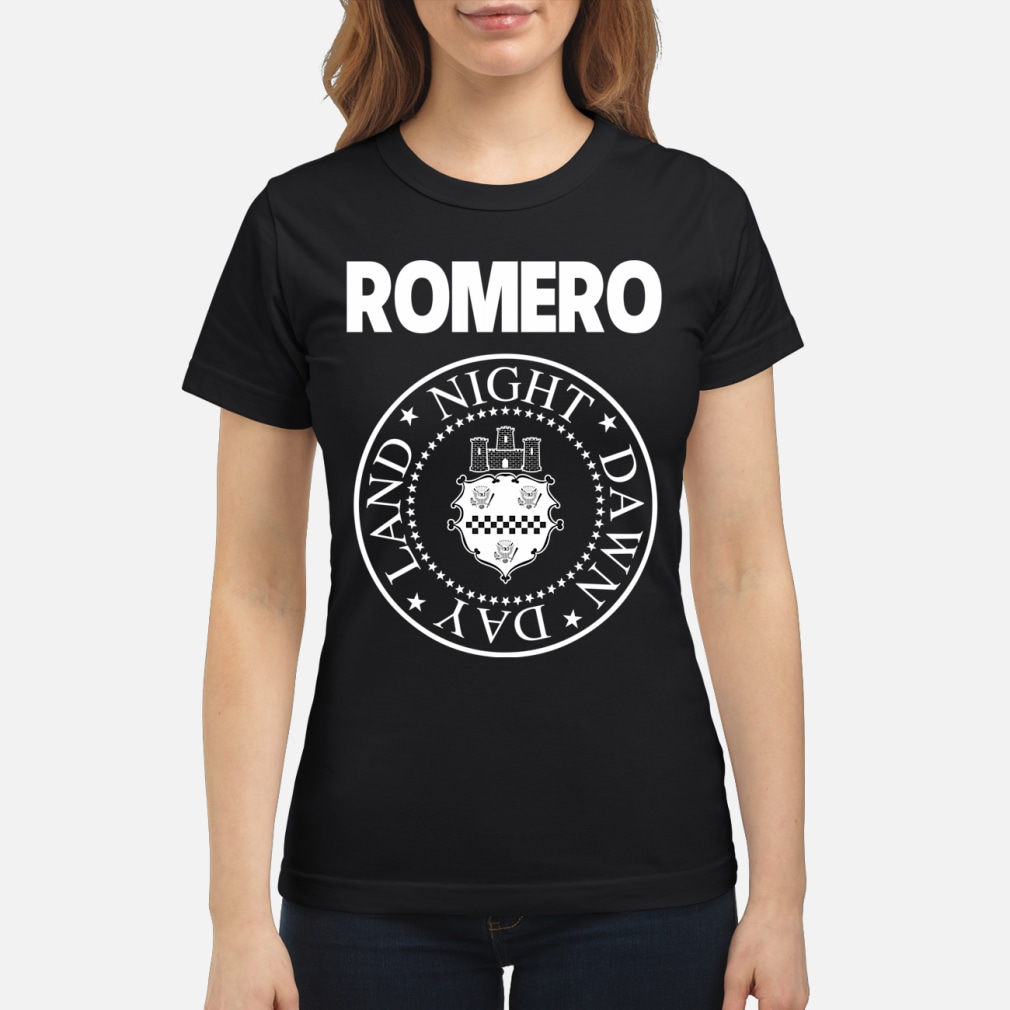 Romero shirt ladies tee