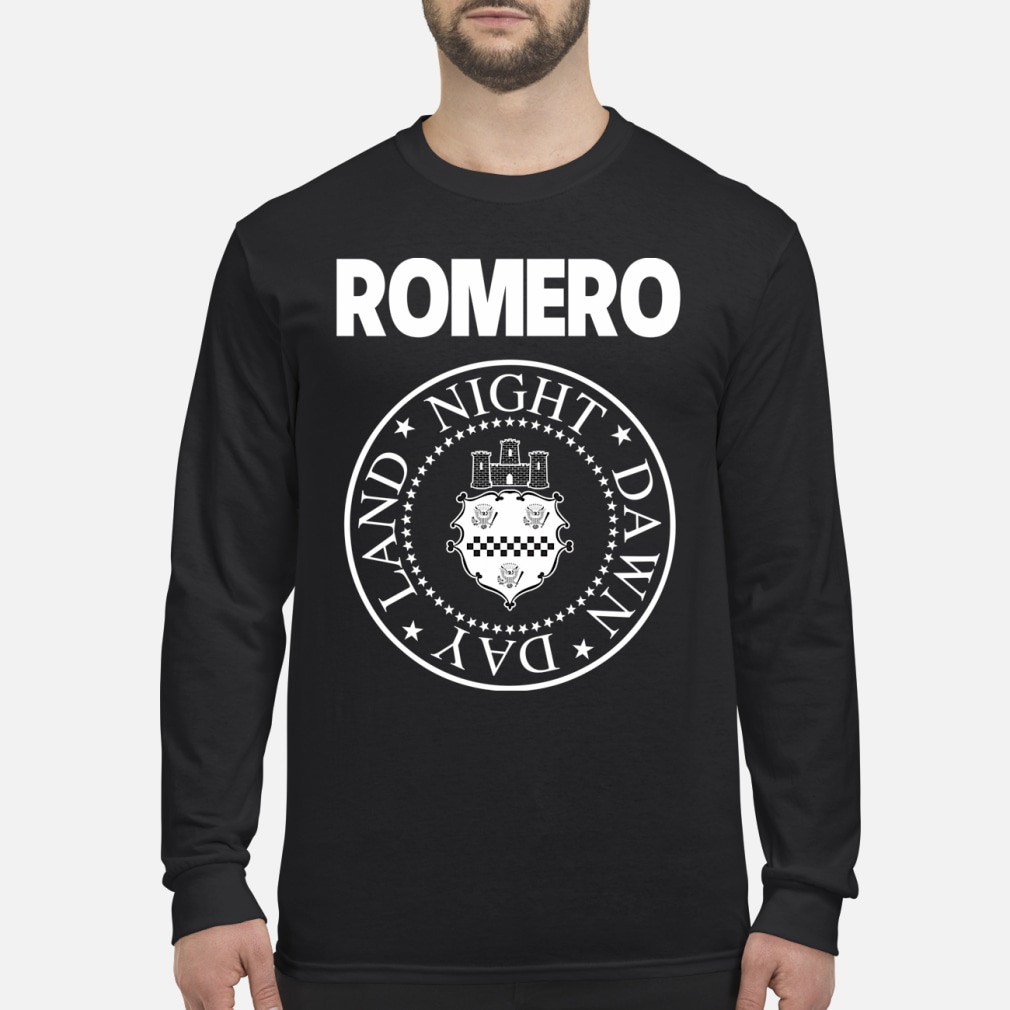 Romero shirt Long sleeved