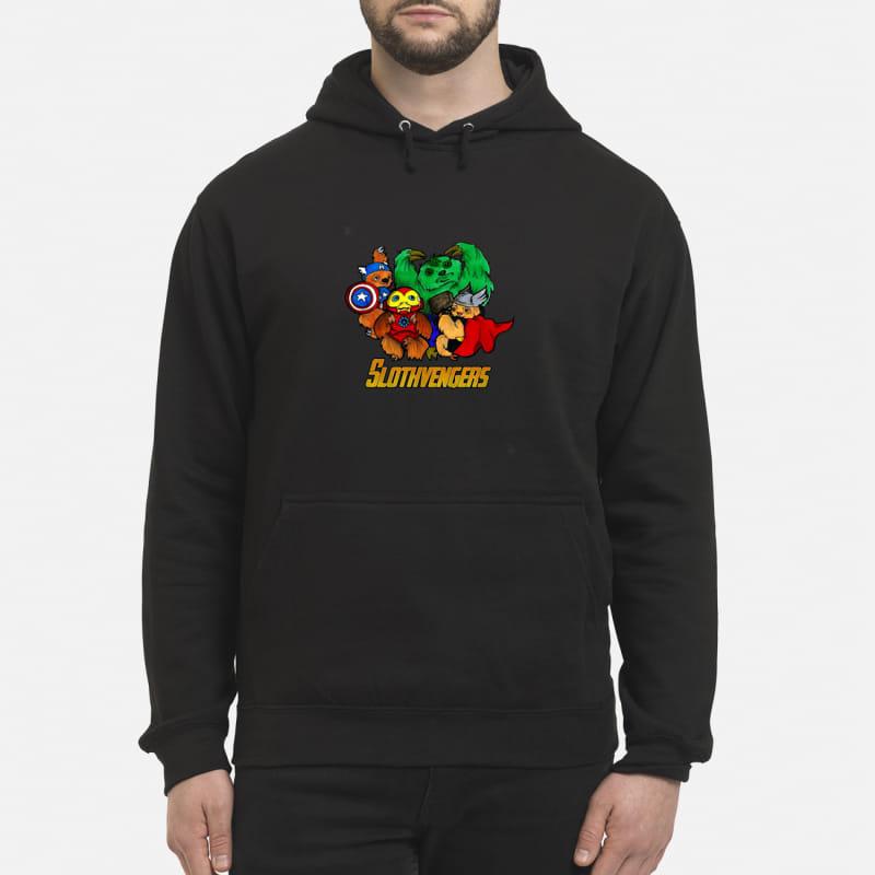 Slothvengers Hoodie hoodie