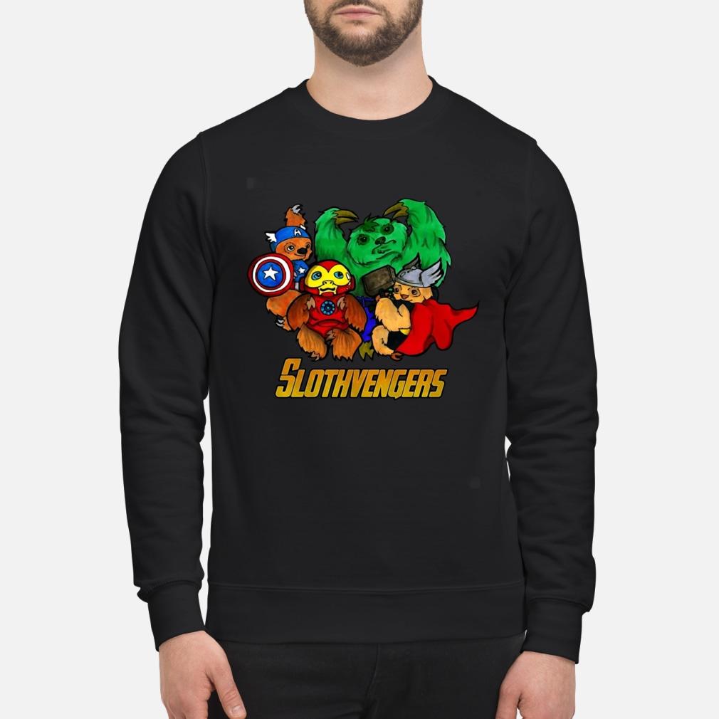 Slothvengers Hoodie sweater