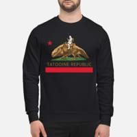 Star wars Tatooine republic Shirt sweater