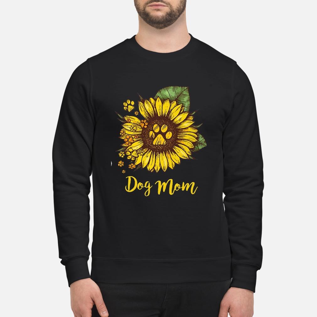 Sunflower Dog mom shirt sweater