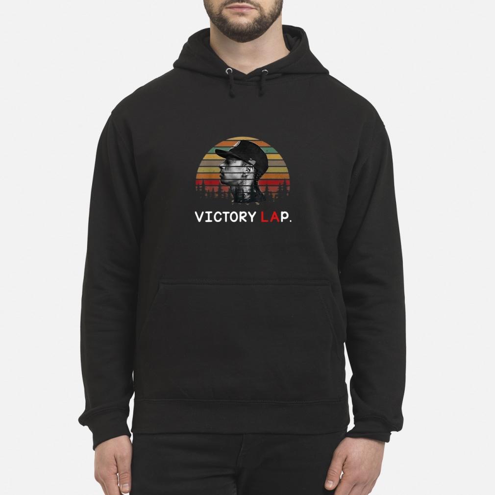 Sunset Nipsey Hussle last tweet picture victory lap shirt hoodie