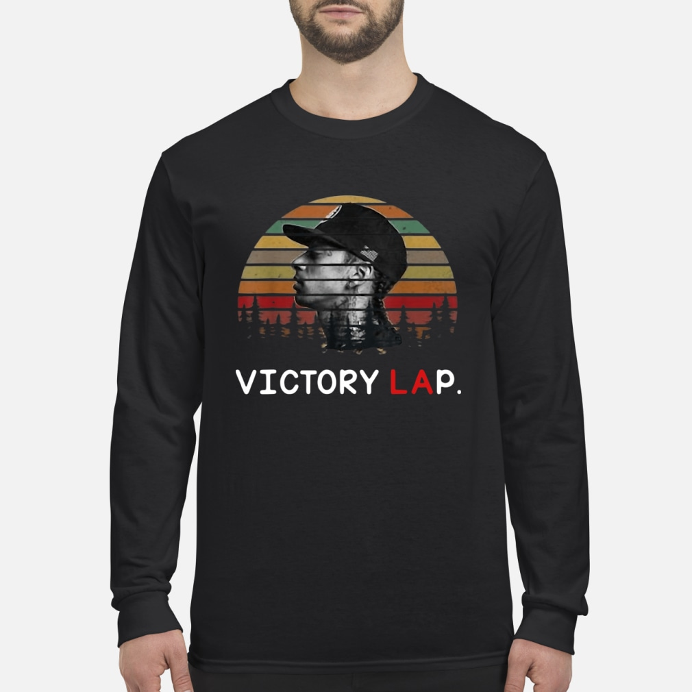 Sunset Nipsey Hussle last tweet picture victory lap shirt Long sleeved