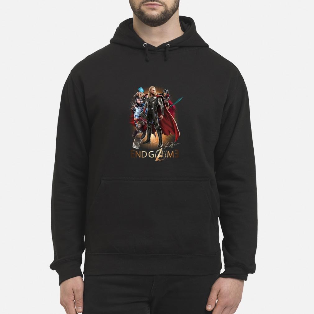 Team Thor Avengers Endgame shirt hoodie