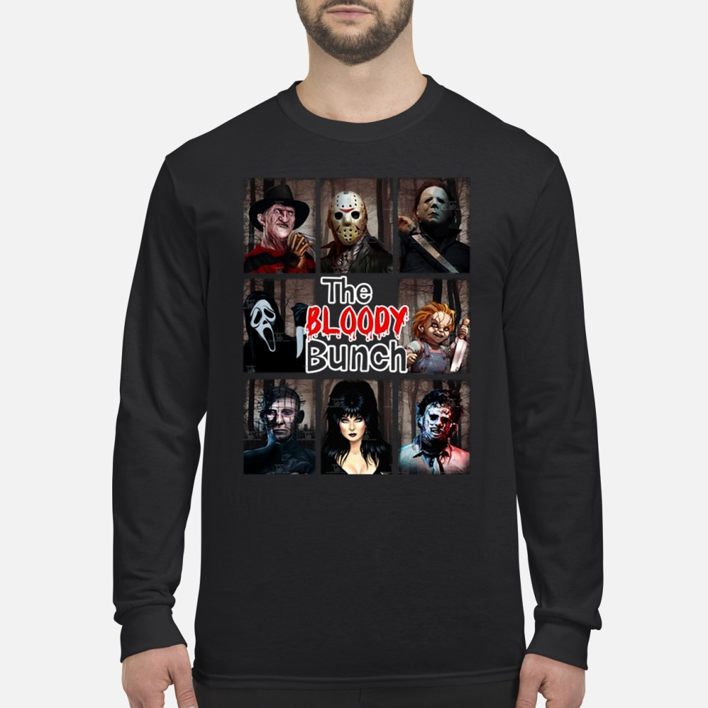 The Bloody Bunch shirt Long sleeved