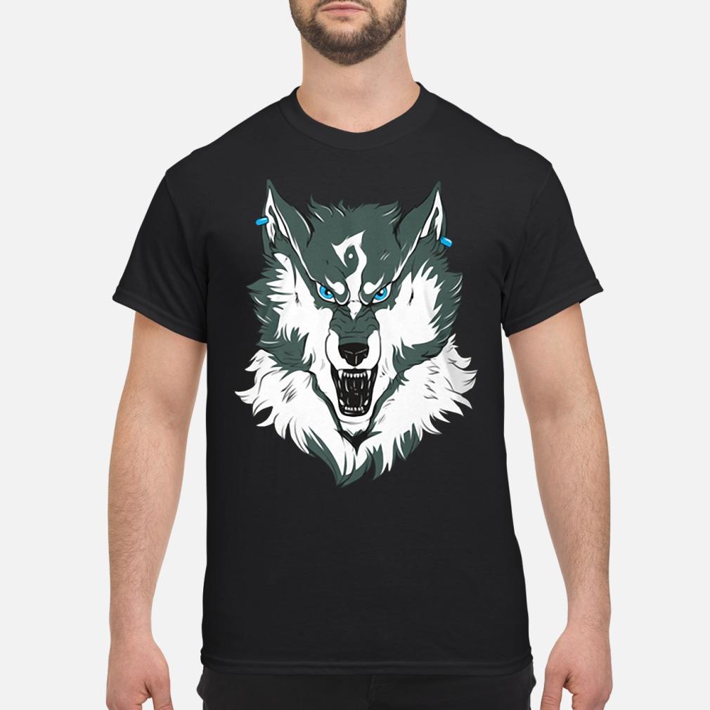 Twilight Wolf shirt