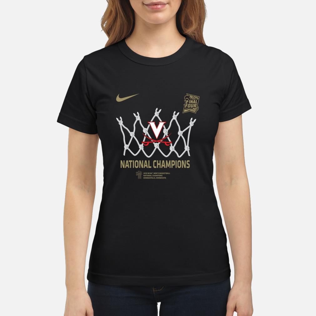 Uva national championship shirt ladies tee