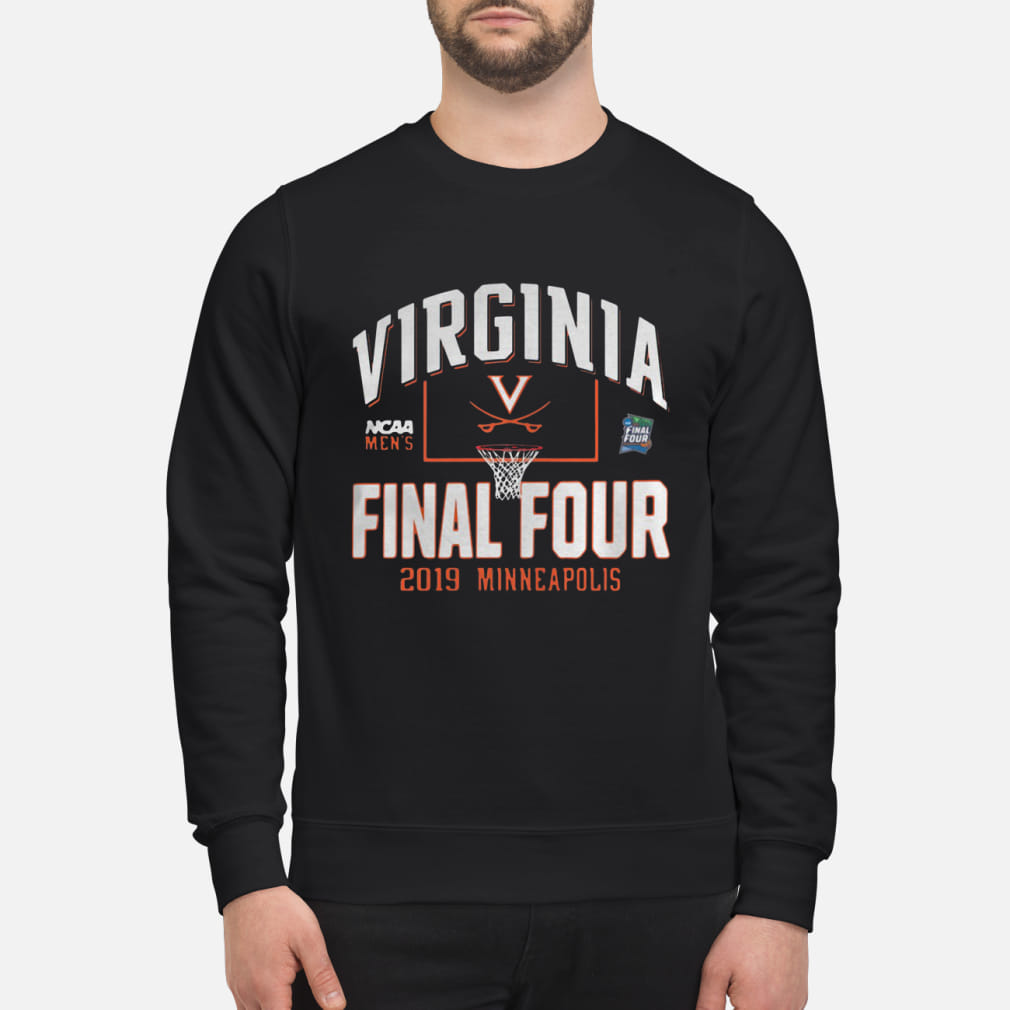 Virginia Final Four 2019 Minneapolis shirt sweater