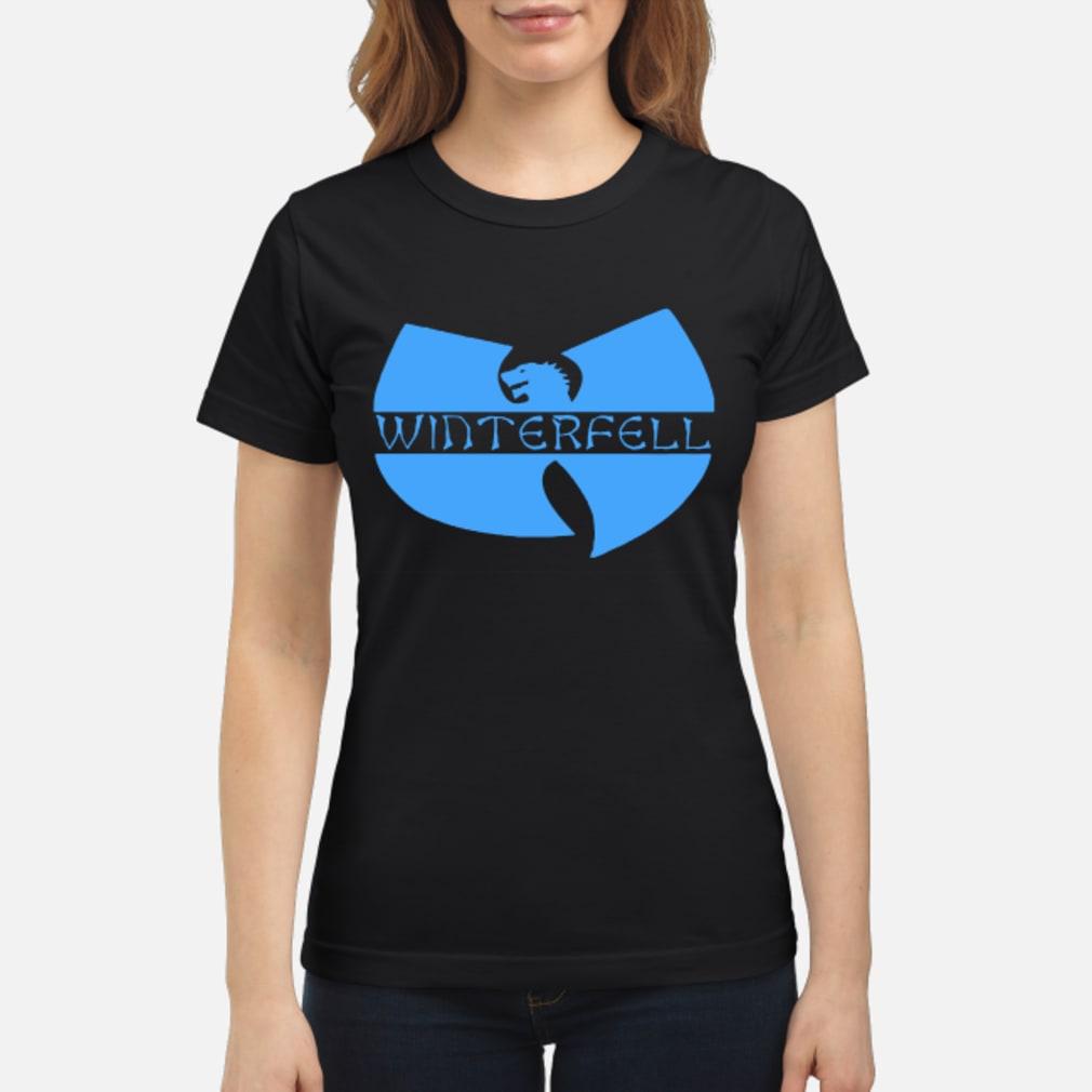Wu Tang Clan Winterfell Shirt ladies tee