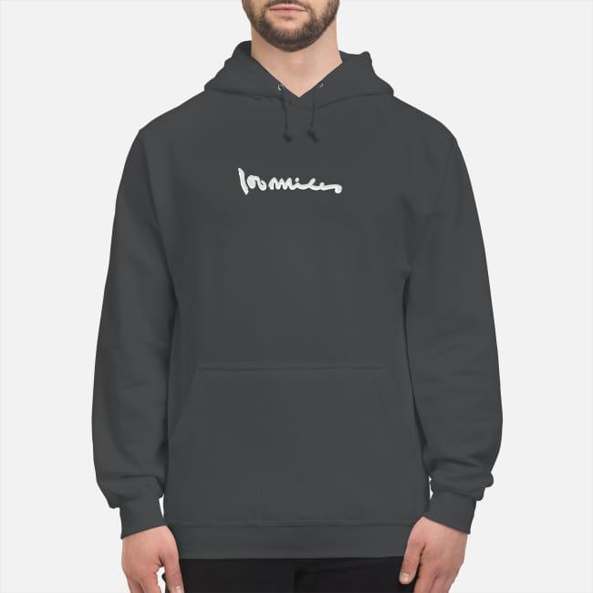 100 miles hoodie hoodie