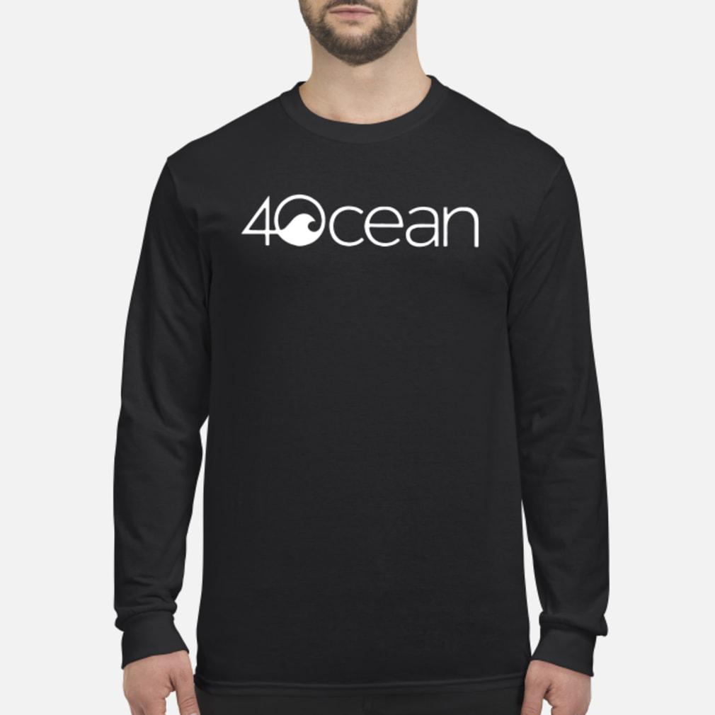 4ocean shirt Long sleeved