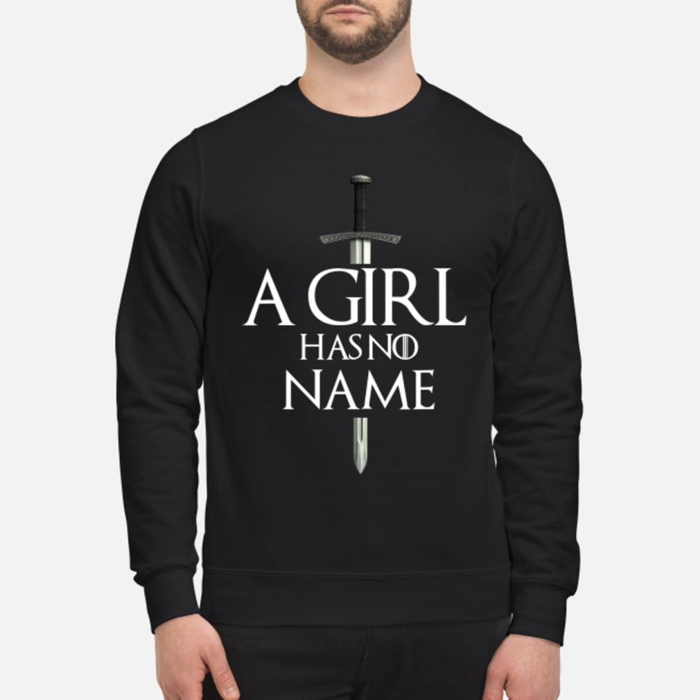 A girl has no name shirt sweater