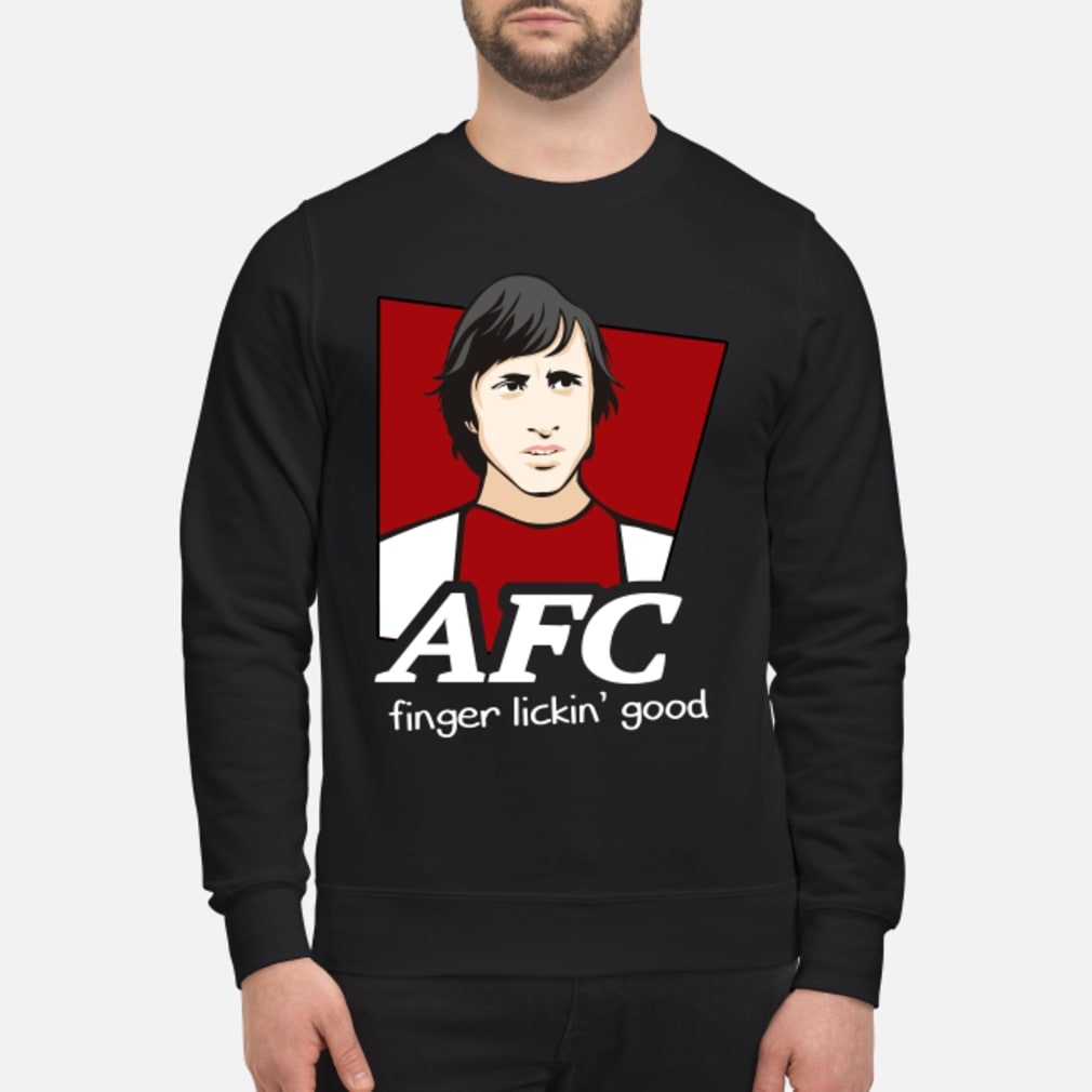 AFC finger lickin' good shirt sweater
