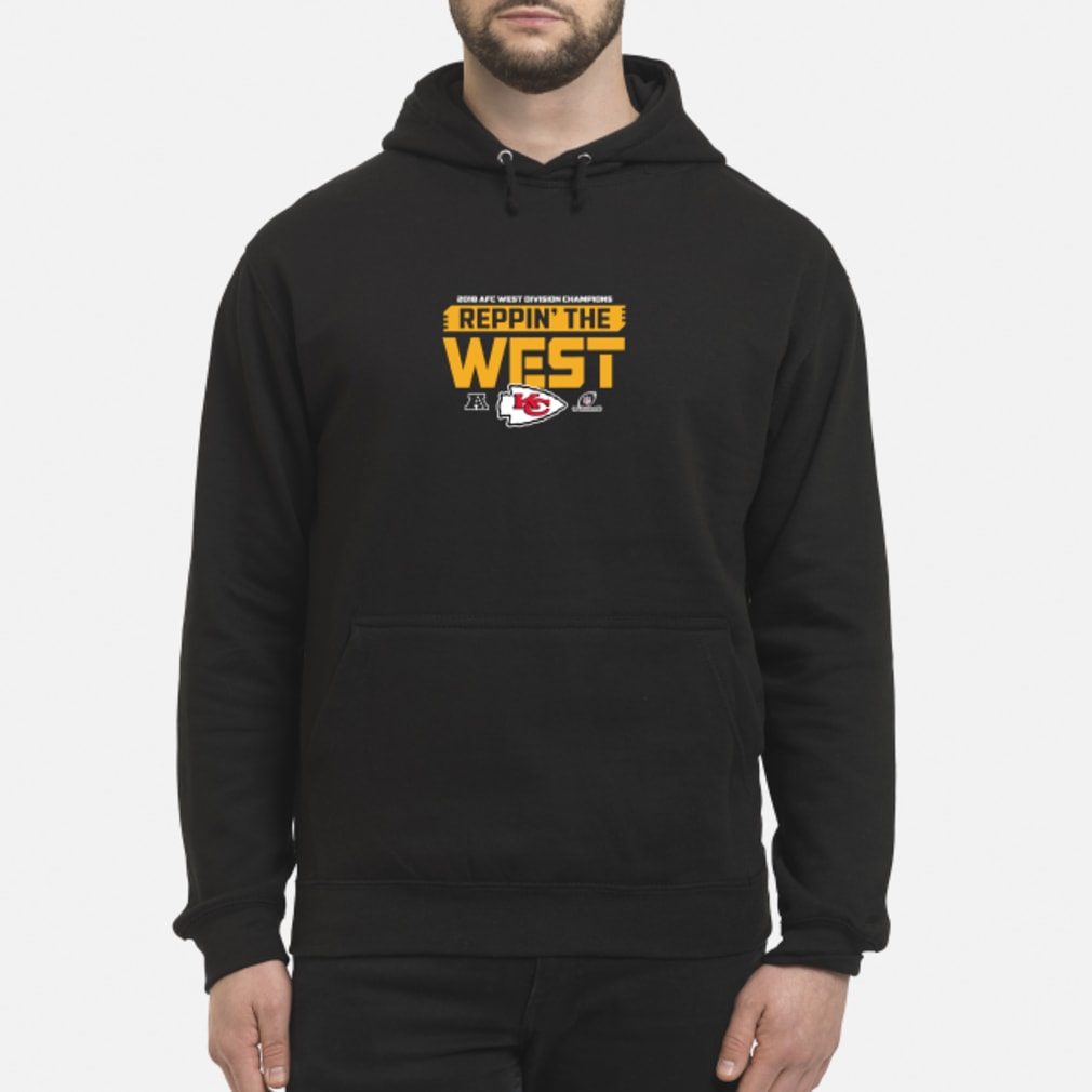 AFC west champions shirt hoodie