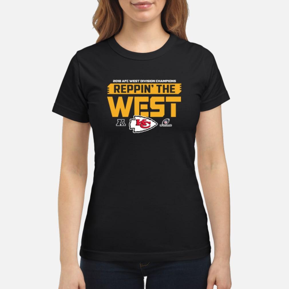 AFC west champions shirt ladies tee