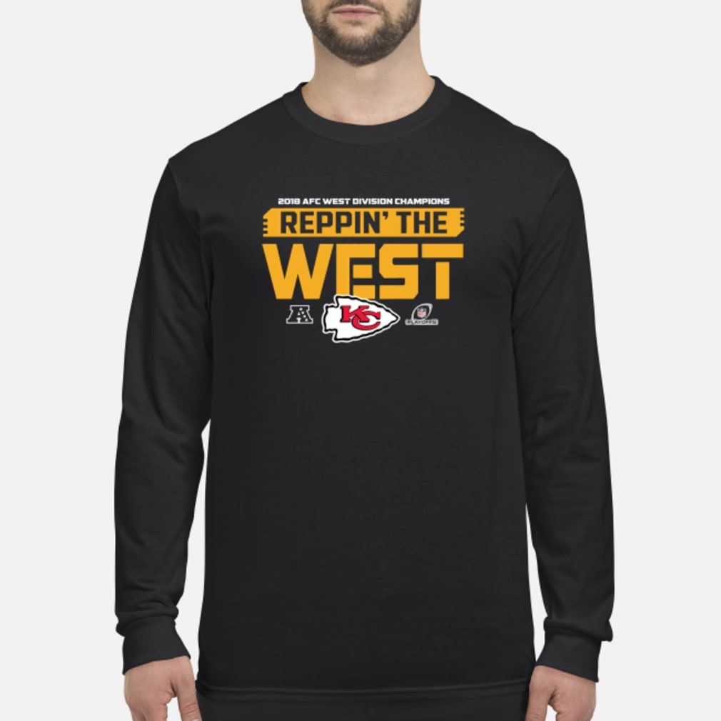 AFC west champions shirt long sleeved