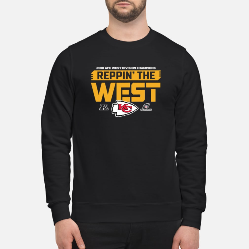 AFC west champions shirt sweater