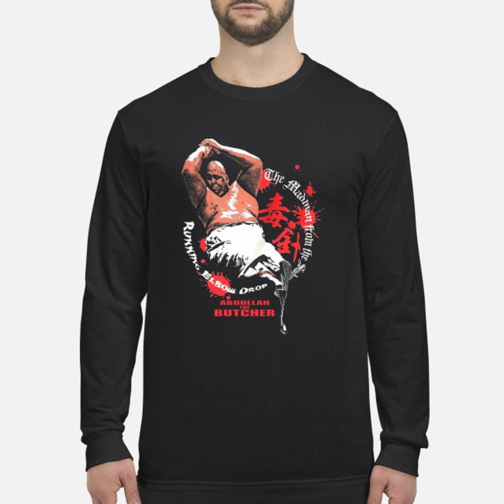 Abdullah The Butcher Shirt Long sleeved