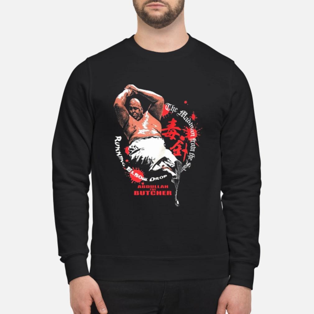 Abdullah The Butcher Shirt sweater