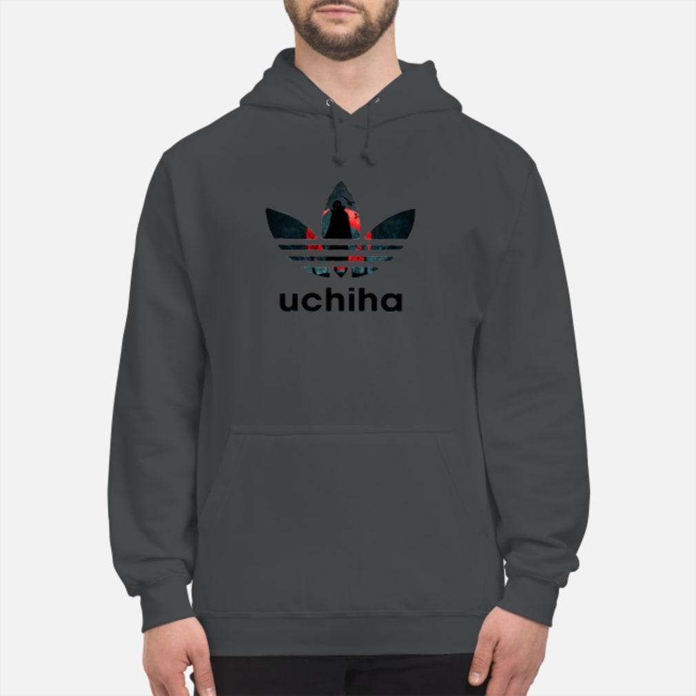Adidas uchiha long sleeved shirt hoodie