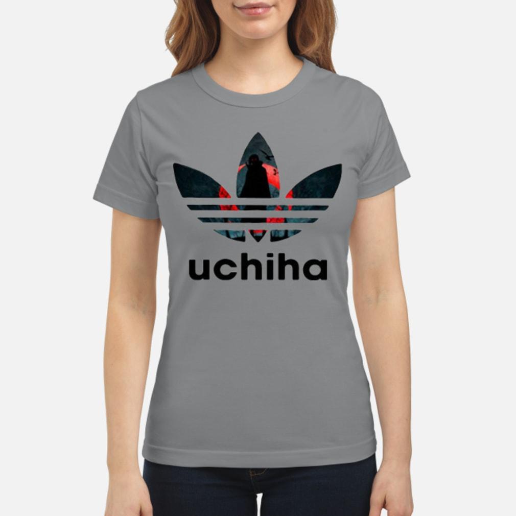 Adidas uchiha long sleeved shirt ladies tee