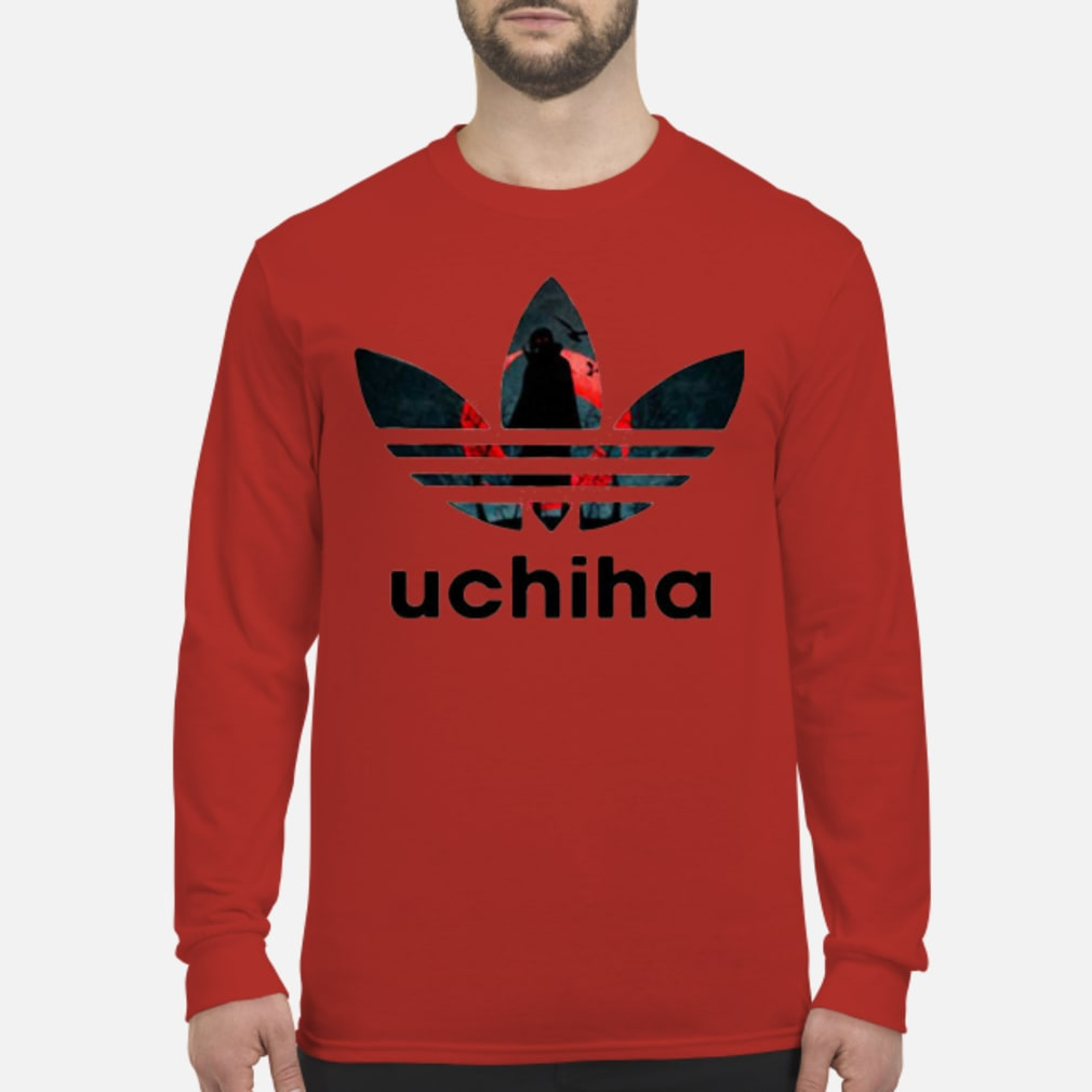 Adidas uchiha long sleeved shirt Long sleeved