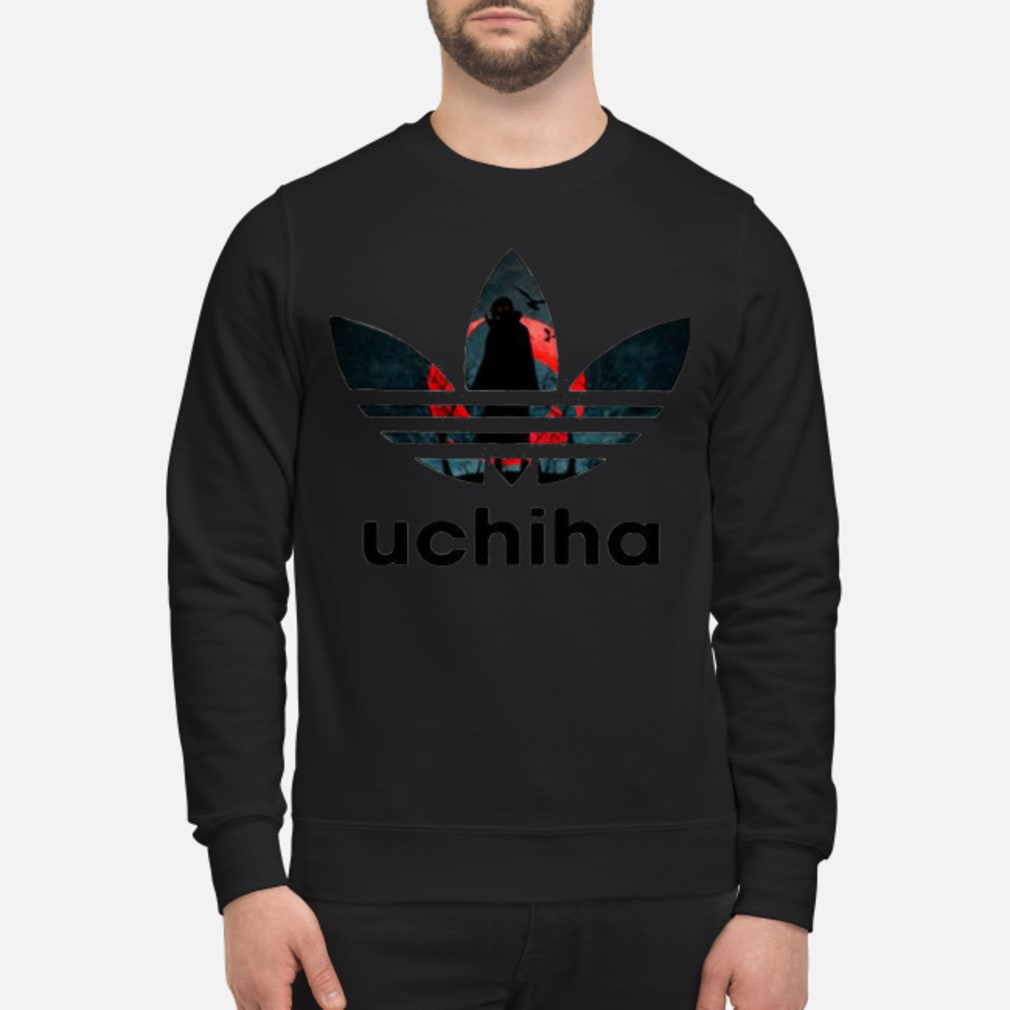 Adidas uchiha long sleeved shirt sweater