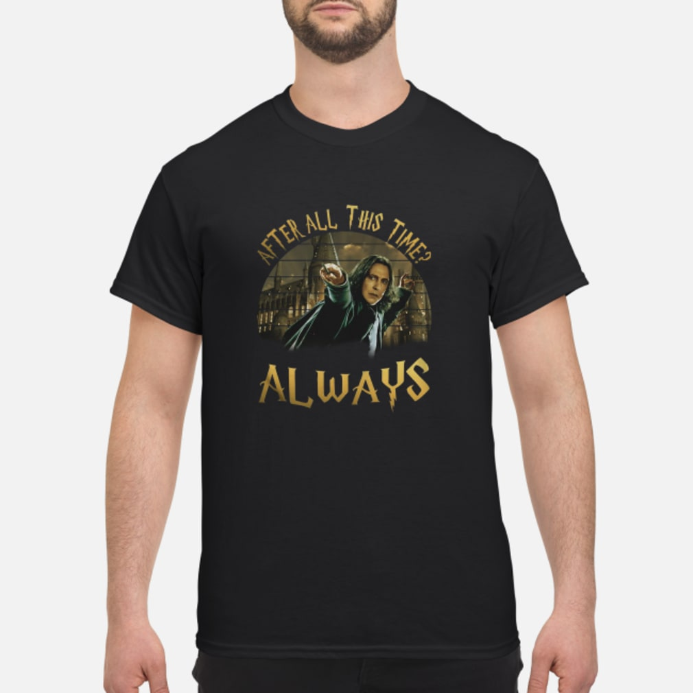 After All This Time shirt