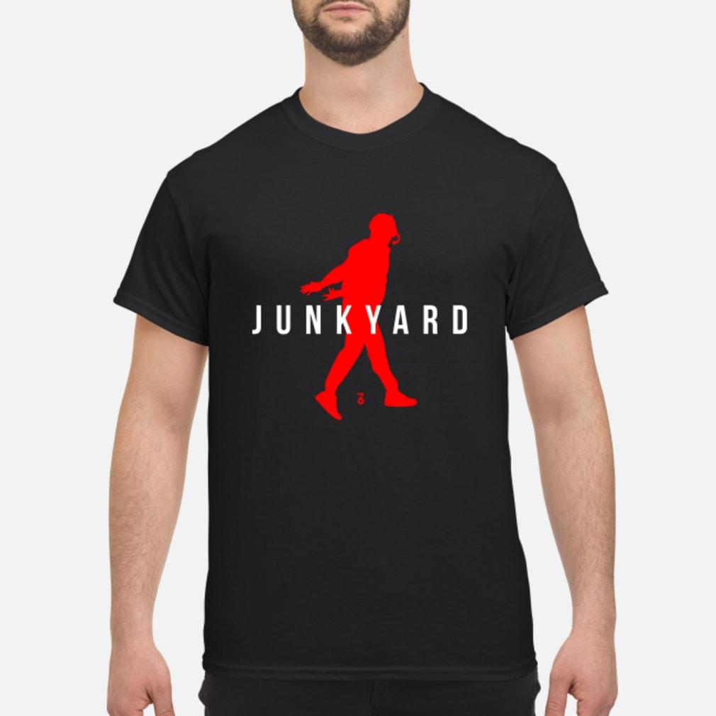 Air Jordan Junkyard Shirt