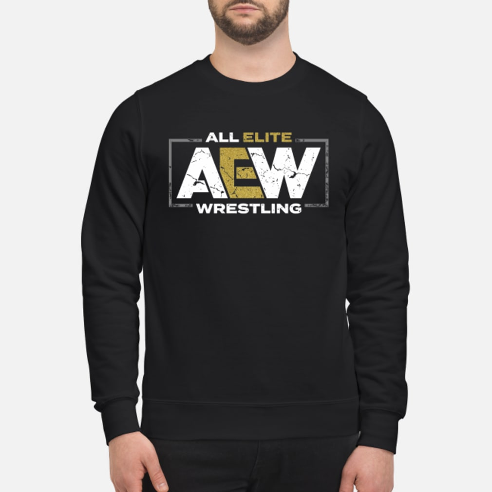 All elite AEW wrestling shirt sweater