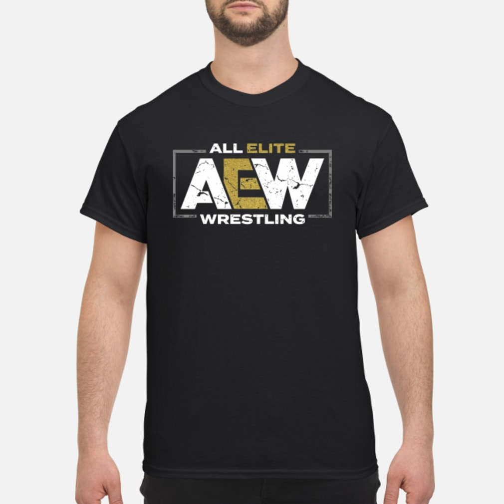 All elite AEW wrestling shirt