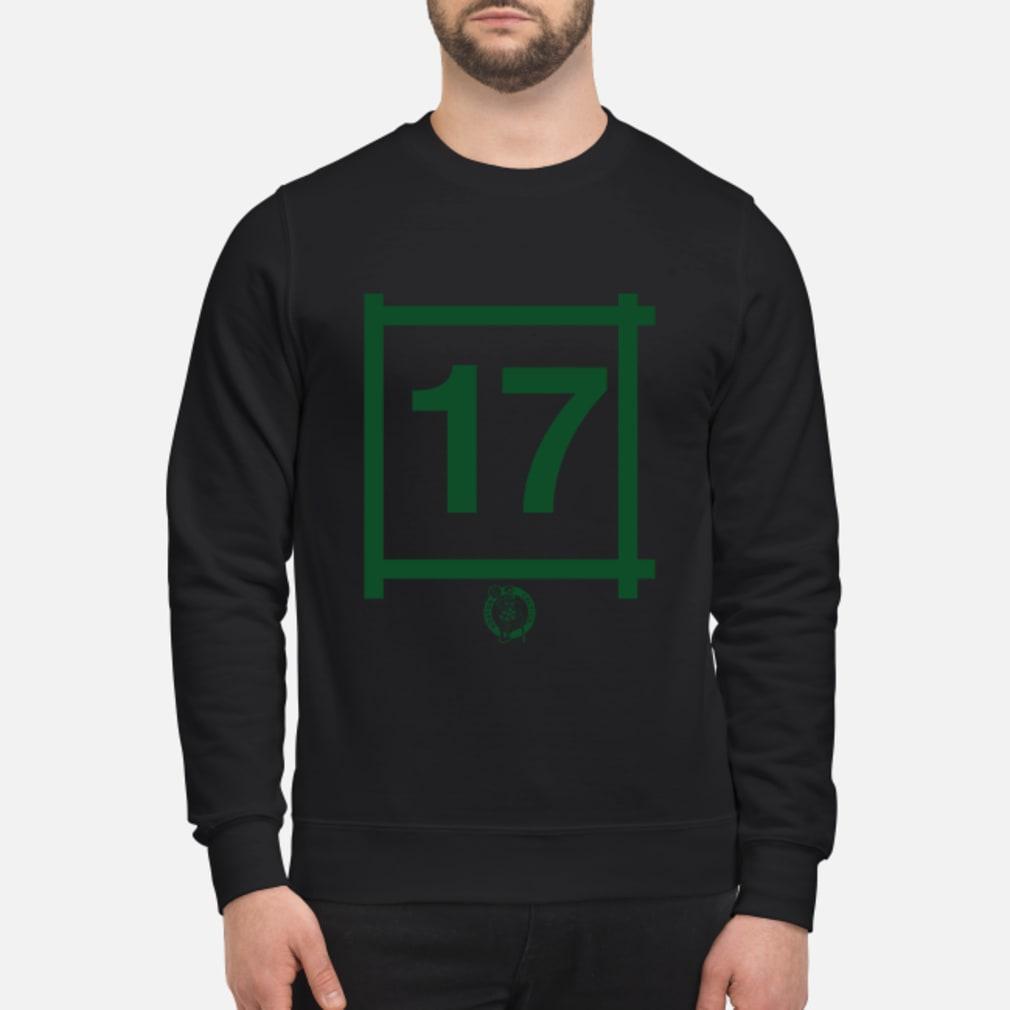 Boston Celtics 17 John Havlicek Gift Shirt sweater