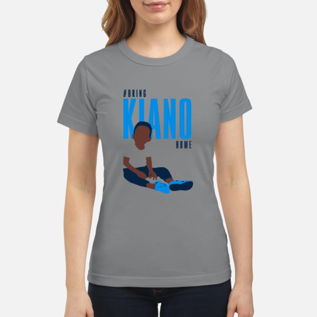 Bring kiano home shirt ladies tee