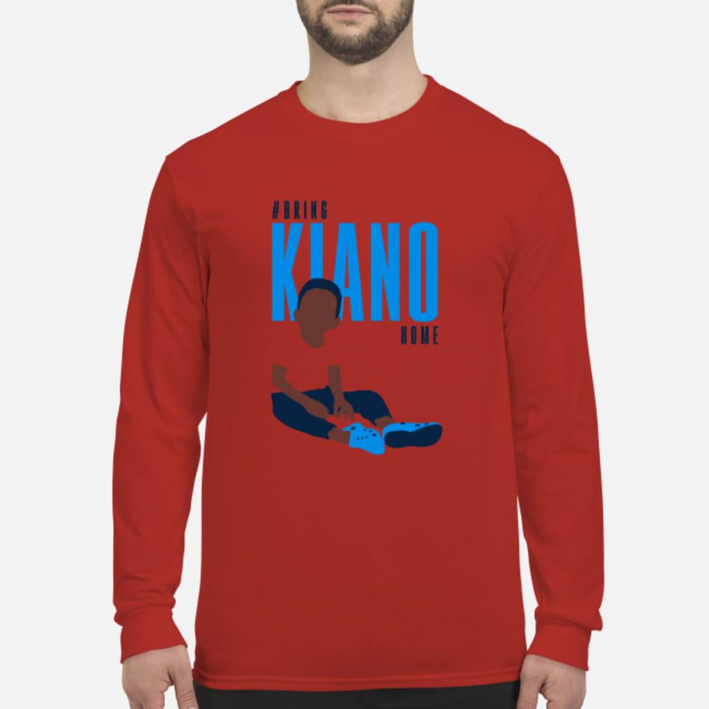 Bring kiano home shirt Long sleeved