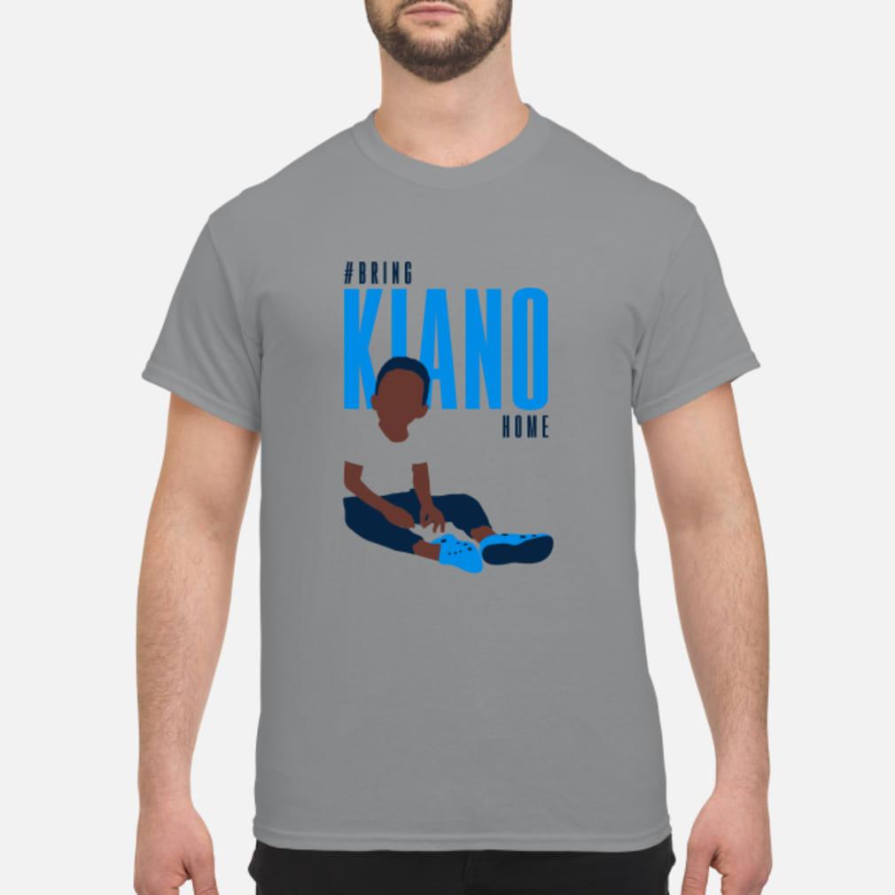 Bring kiano home shirt