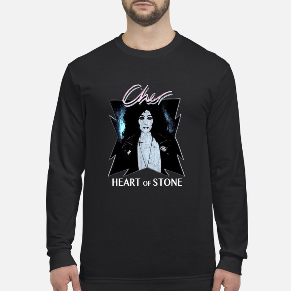 547feb98 Official Cher heart of stone shirt, hoodie, tank top and sweater