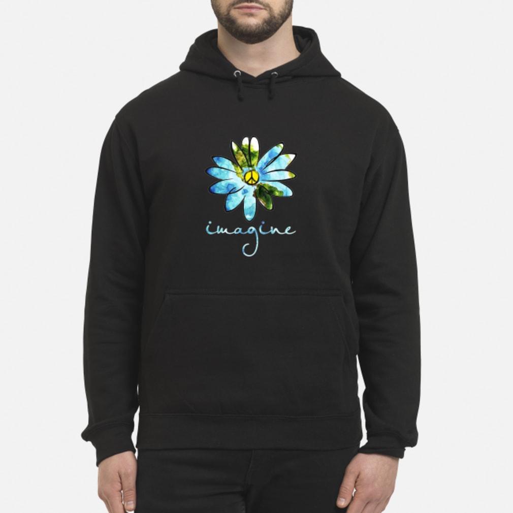 Daisy Earth Hippie imagine shirt hoodie